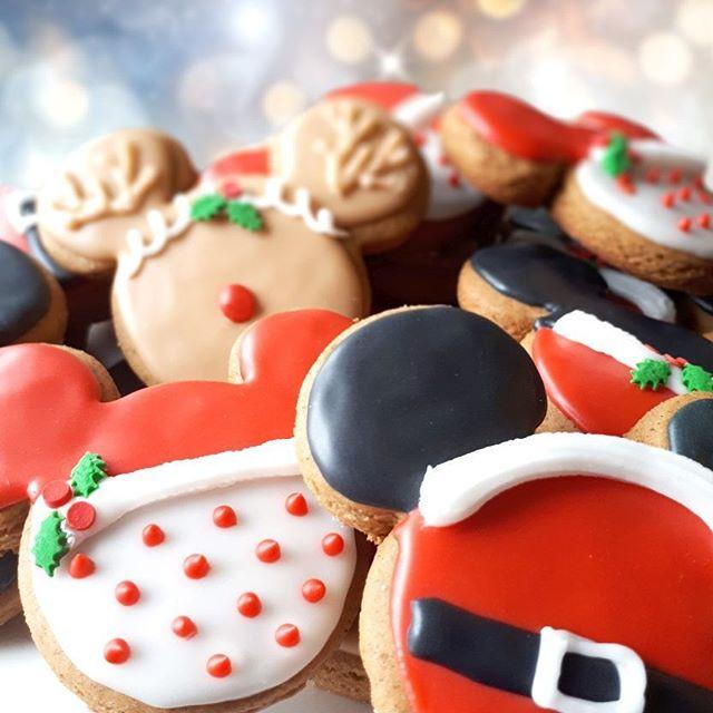 Disney Christmas Cookies