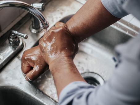 COVID-19 : l'importance de bien se laver les mains