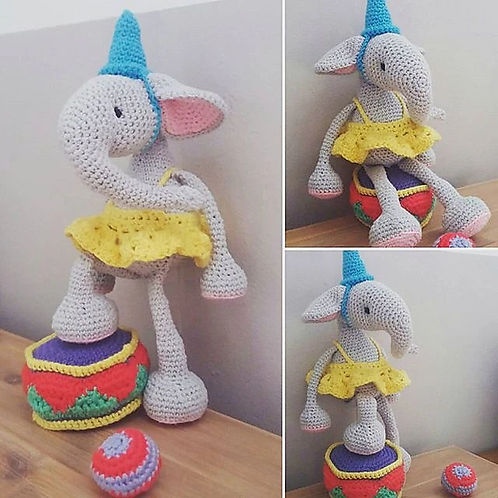 Eloise Elephant