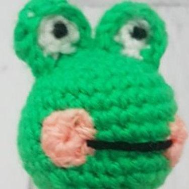 Frog Pen topper