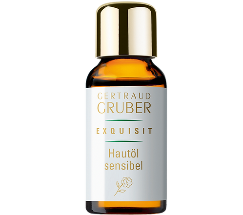 EXQUISIT Hautöl sensibel 20 ml