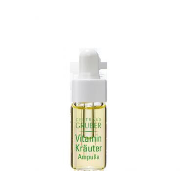Vitamin Kräuter Ampulle 3 x 4 ml