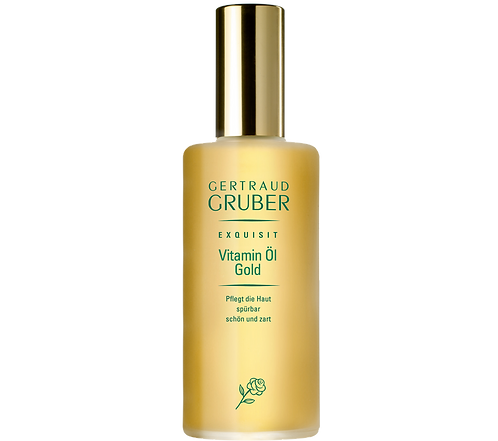 EXQUISIT Vitamin Öl Gold 100 ml