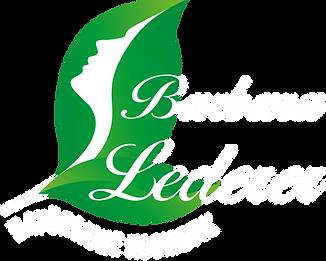 Barbara Lederer Logo grün-weiß.png
