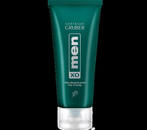 menXO Vital-Pflegedusche Hair & Body 200 ml