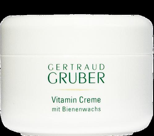 Vitamin-Creme mit Bienenwachs 50 ml