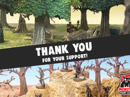 Thank you Supporting our Kickstarter!