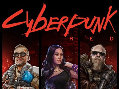 Cyberpunk RED Minis Return!