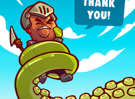 Tentacle Town Thanks you!
