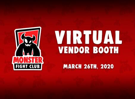 Virtual Vendor Booth