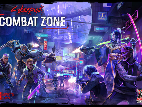 Cyberpunk Red: Combat Zone