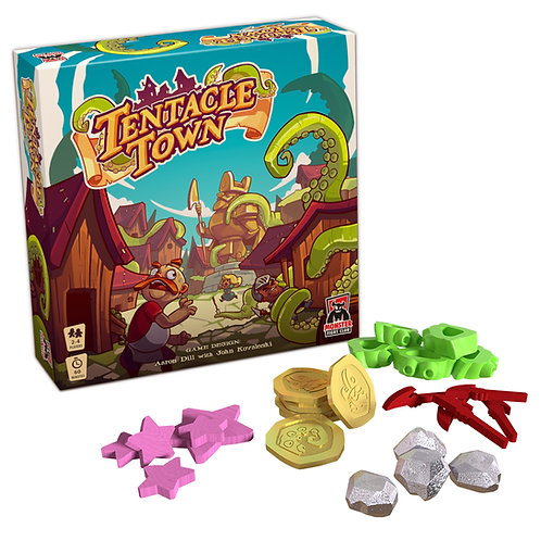 Tentacle Town Deluxe Edition