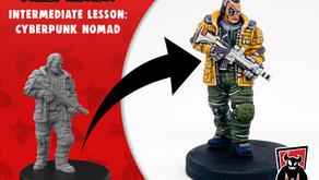 Monster Paint Club: Cyberpunk Nomad