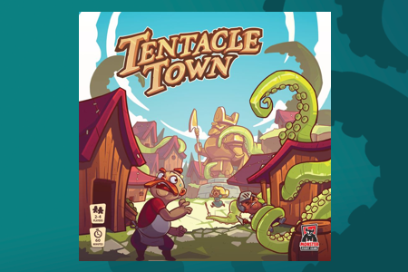 Tentacle Town – C'mon in, the water's fine!
