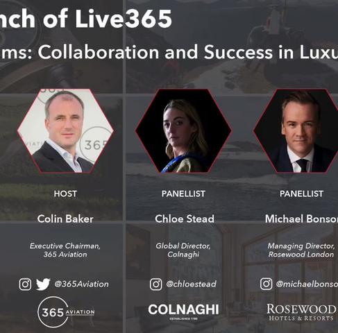 Webinar | 'Dream Teams: Collaboration and Success in Luxury'