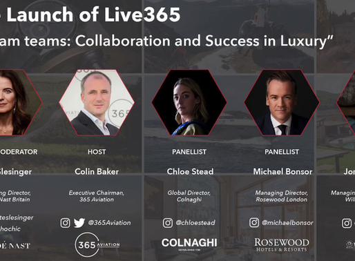 Webinar | 'Dream Teams: Collaboration and Success in Luxury'