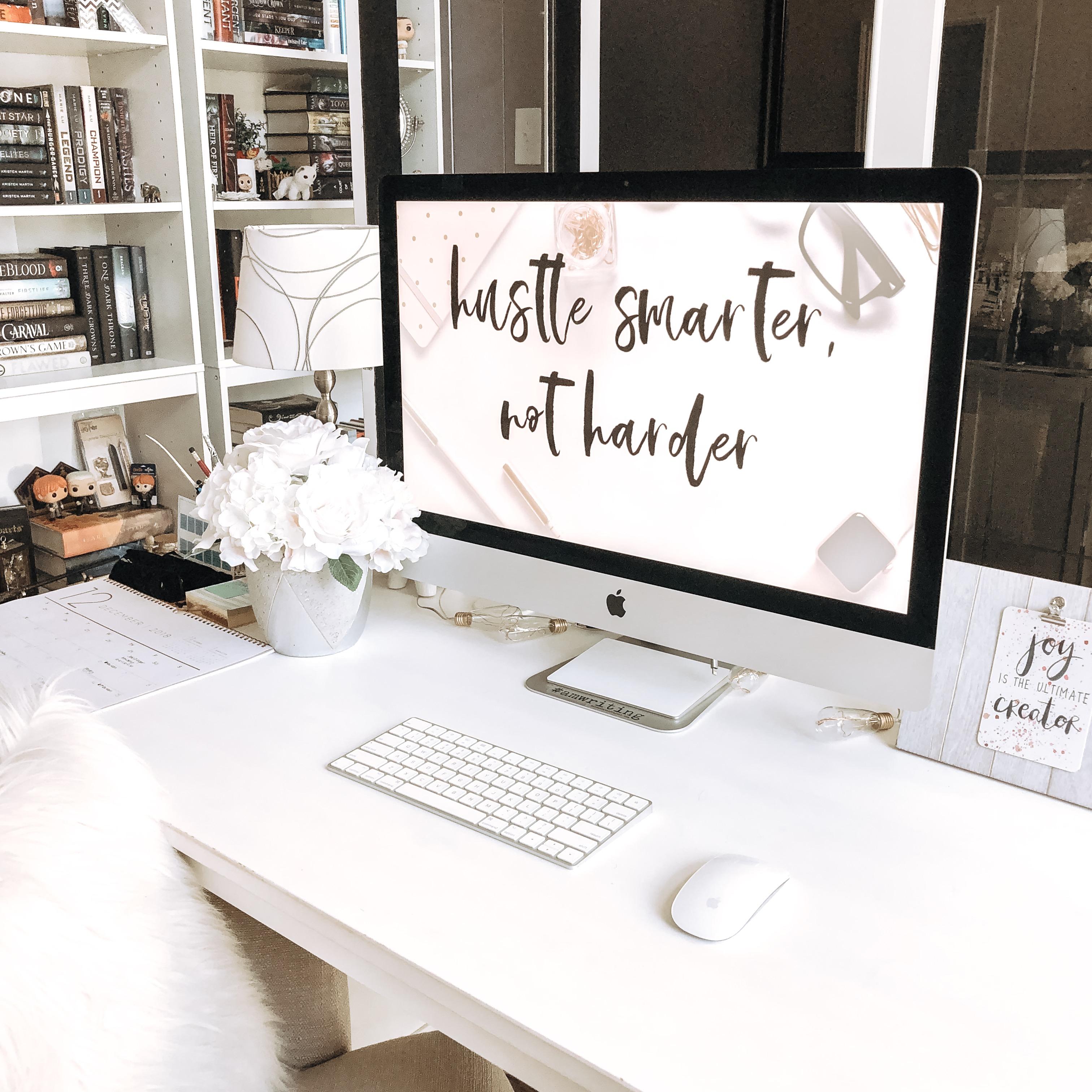 HSNH Desk New Branding