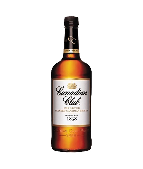 CANADIAN CLUB BLENDED CANADIAN WHISKEY