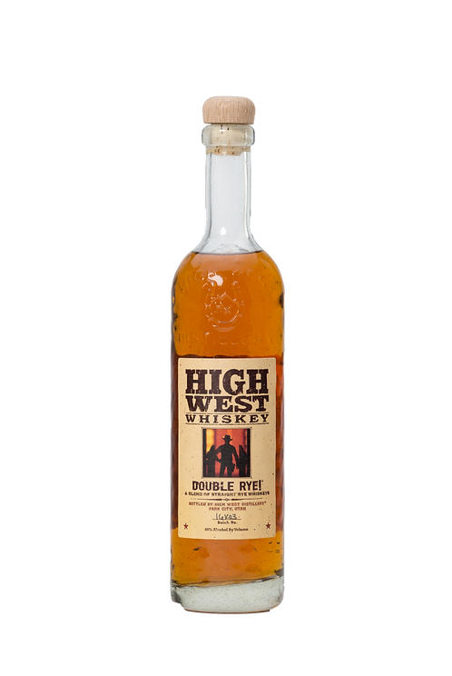 HIGH WEST WHISKEY - DOUBLE RYE