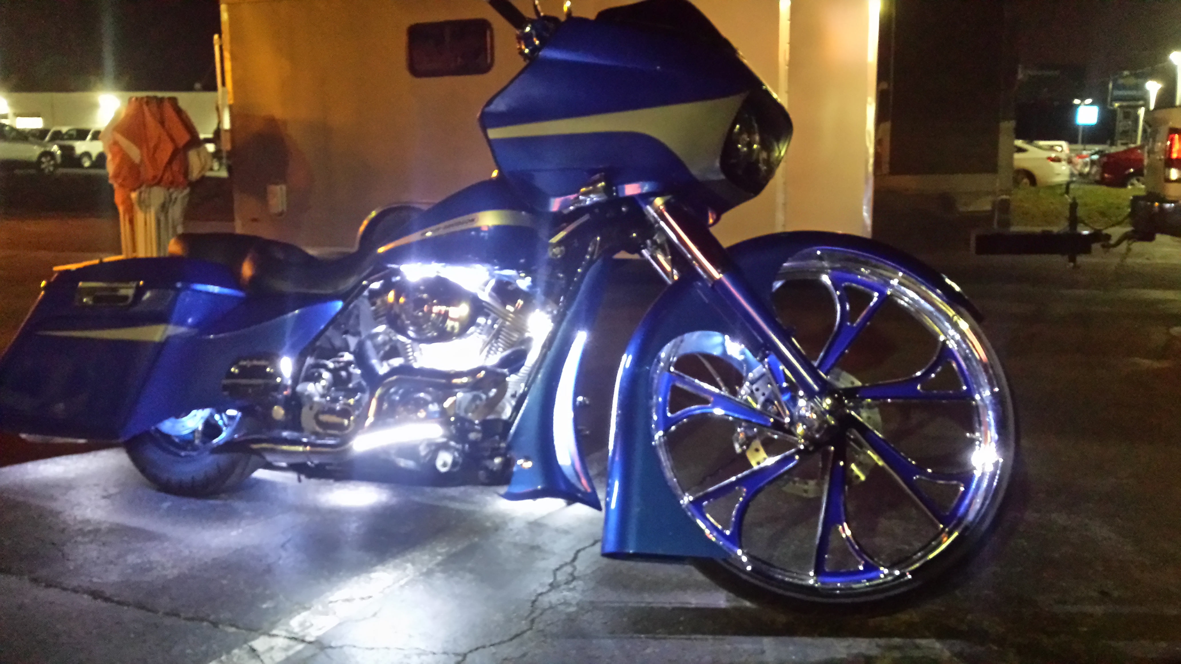 bagger boyz LED PACKAGE
