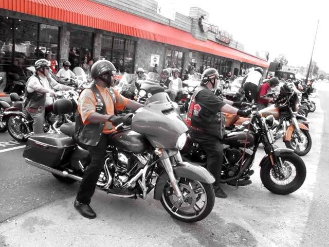 Ride to the Vietnam Memorial - Rolling Thunder Weekend at HDDC