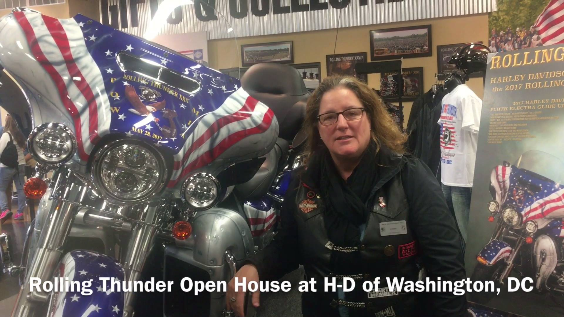 Rolling Thunder MD1 invites everyone to join Police Escorted R...