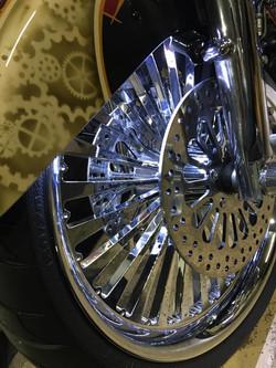 Bagger Boyz wheels chrome
