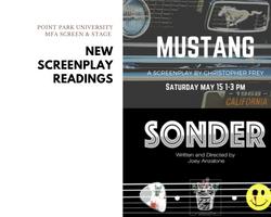 New Screenplay Readings