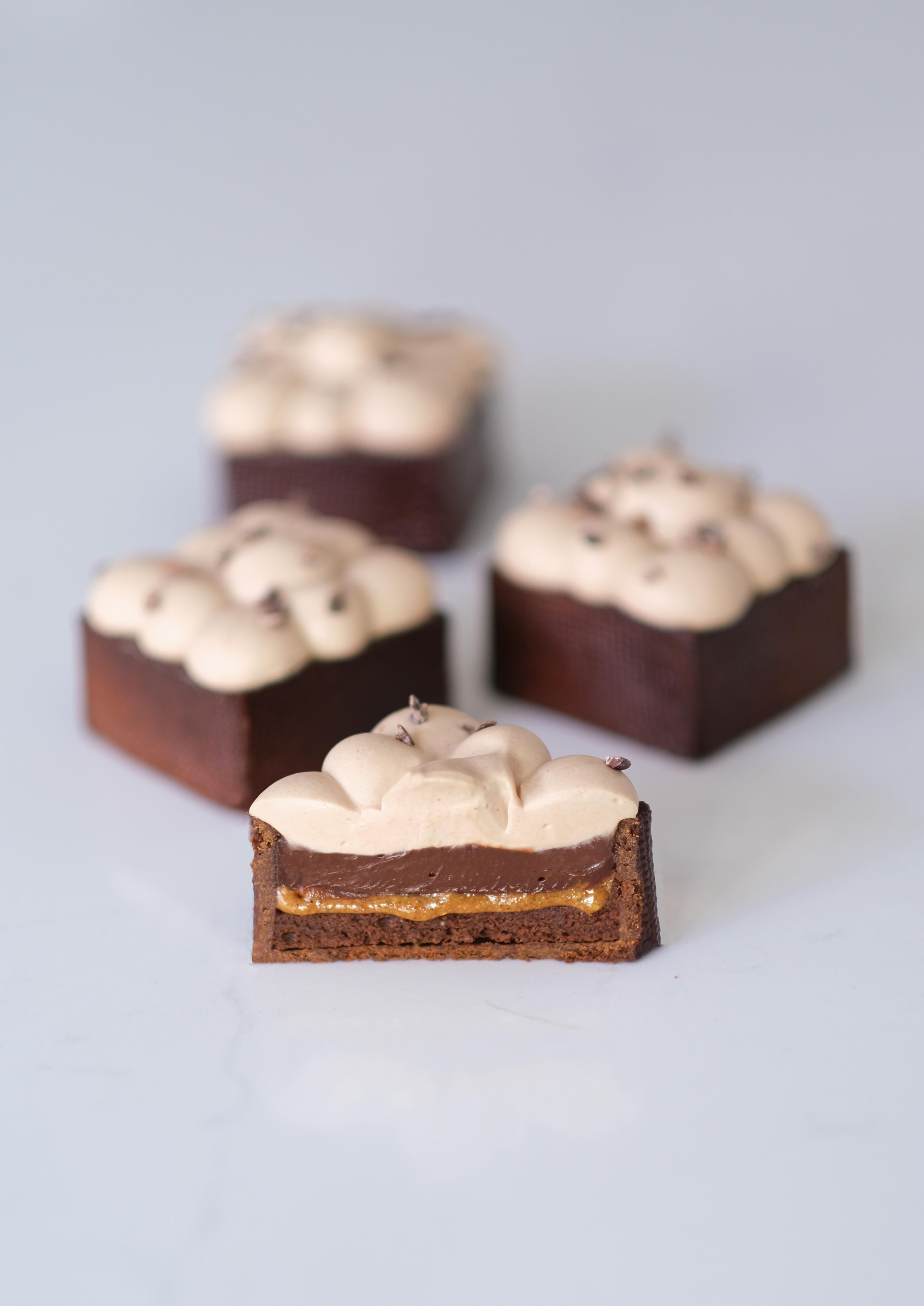 Atelier Live Tarte tout chocolat 🔴