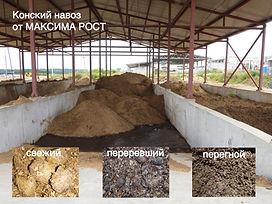 конский навоз в мешках с доставкой по Дмитровскому району Московсой области