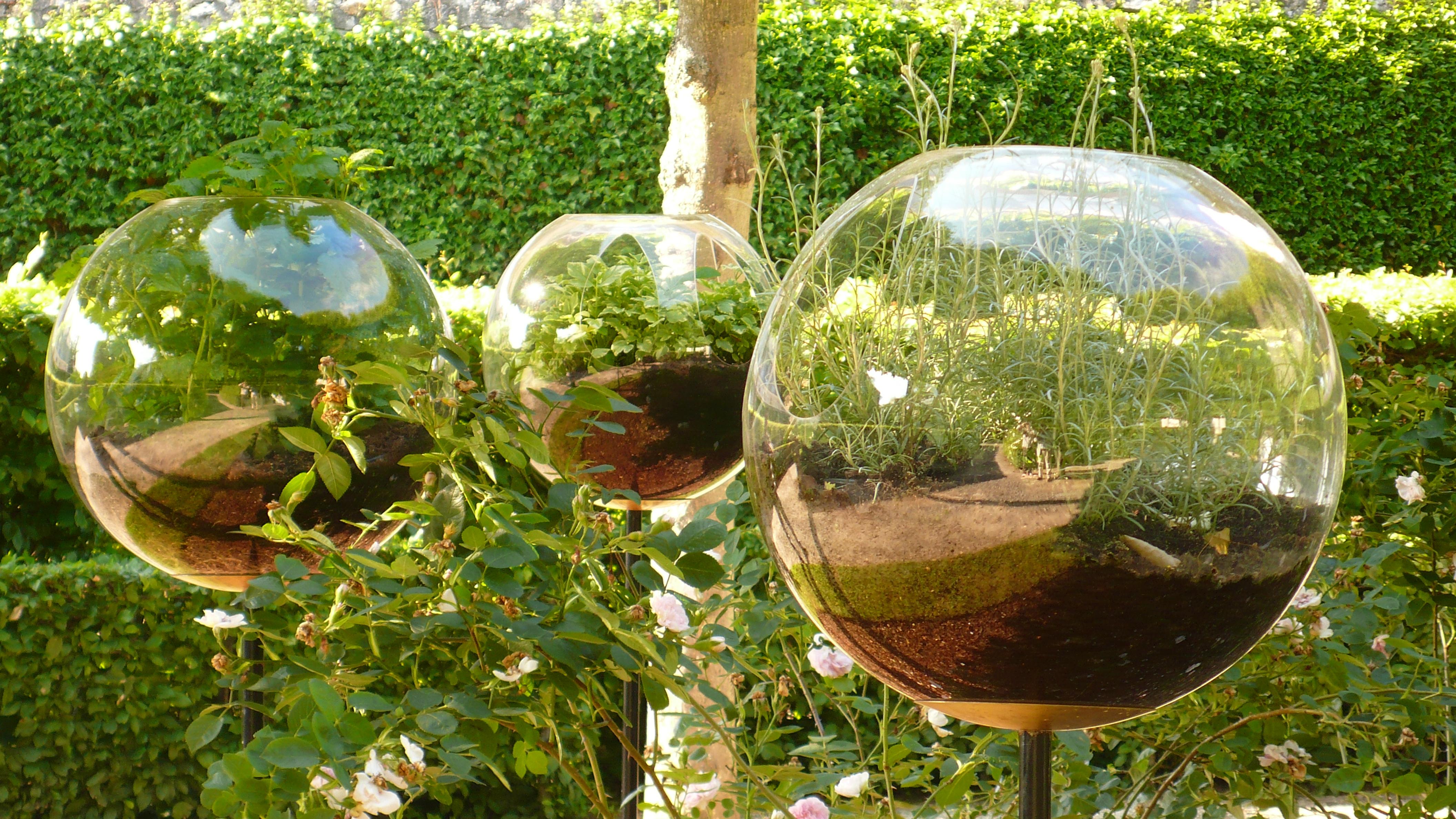 bulle vegetal
