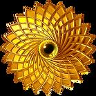 ea_rosette_v1-vertical_isolated_gold_edi