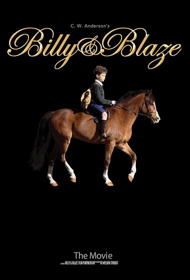 Billy & Blaze Film Poster