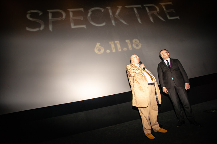 SPECKTRE - Premiere