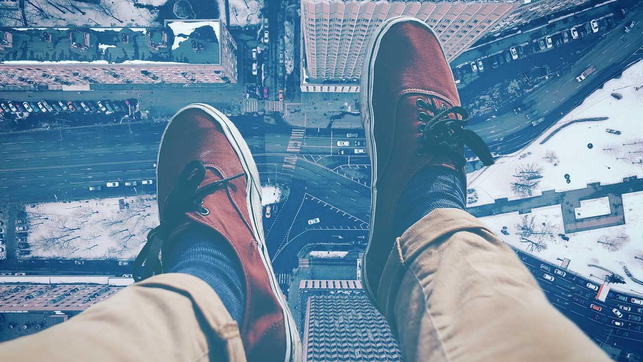 Grand Shoes erbjuder nischad e-handel för hela världens stora fötter