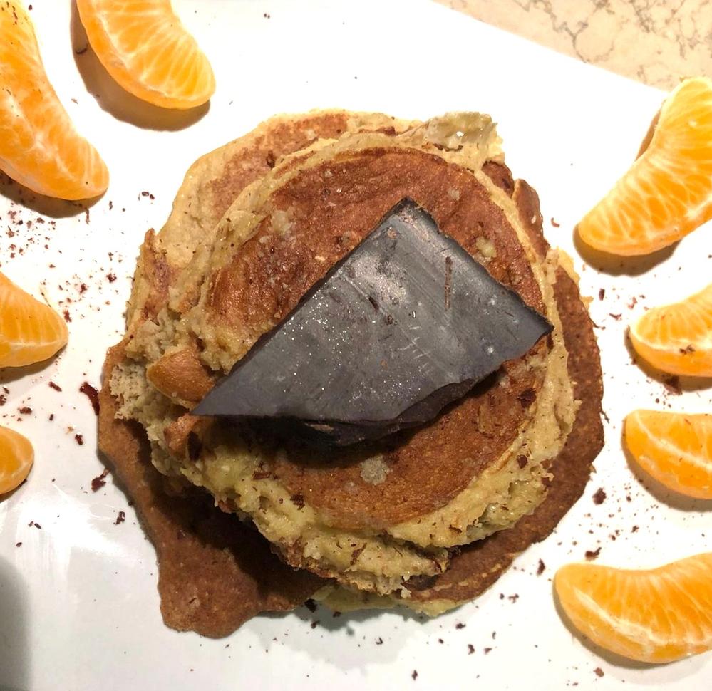 Idée petit déj : pancakes faciles et rapides