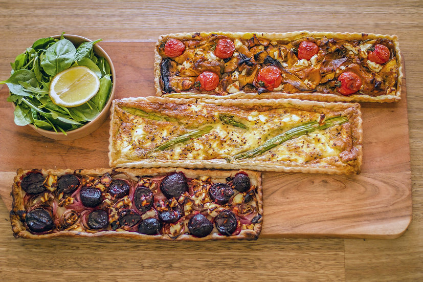 Brunched Easy Cut Classic Tart