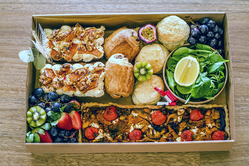 Brunched Feast Box