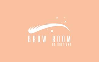BROW ROOM LOGO DESIGN