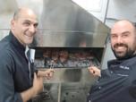 Chef Shady fa scuola di cucina aretina in Palestina