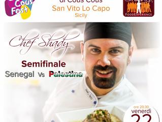 Uno chef aretino ai campionati del mondo di cous cous