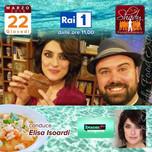 "Cucina e simpatia: Chef Shady a ""Buono a sapersi"" di Elisa Isoardi"