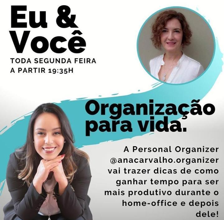 Live Organização