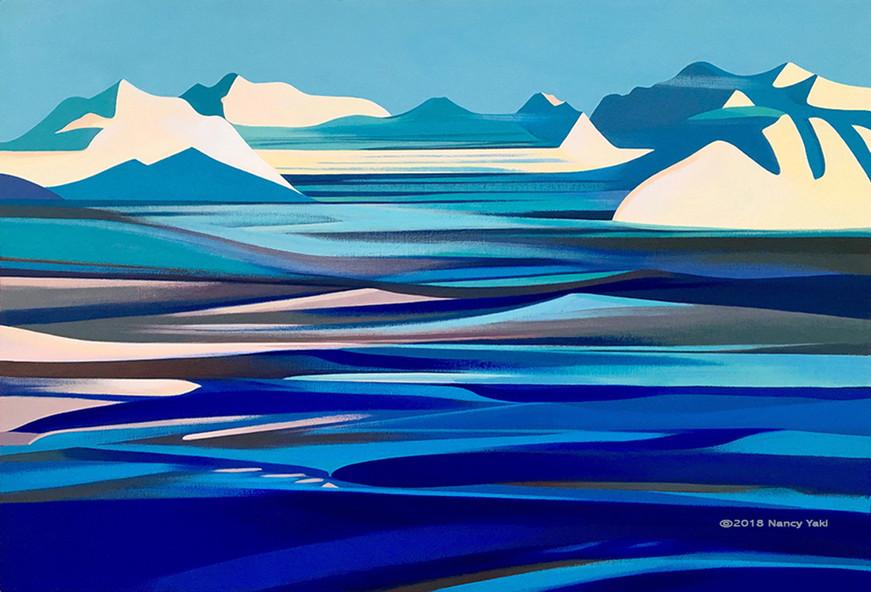 Grewingk Glacier - Homer, Alaska