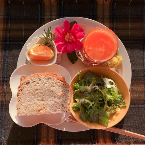 Carrot Toast