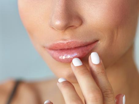 Lūpų odos priežiūra