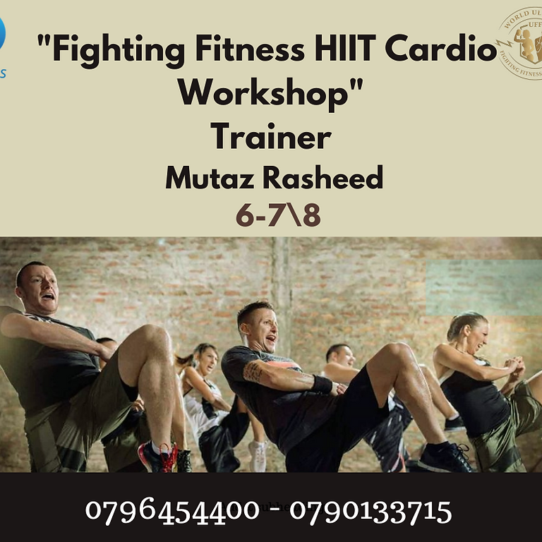 Fighting Fitness HIIT Training