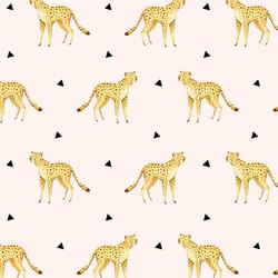 Baby Child Tshirt Cheetah design