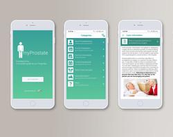 prostattectomy app visuals intro image