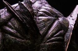 3-4 Lifesize Male Torso - Coral Version_on Black-24